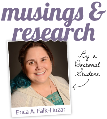 Musings & Research header image